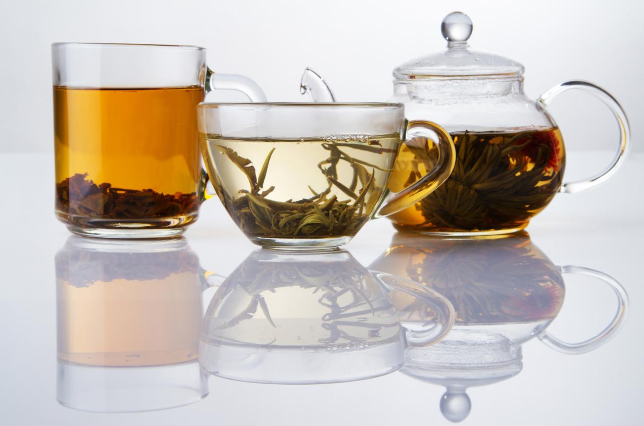 Pobudź się herbatą