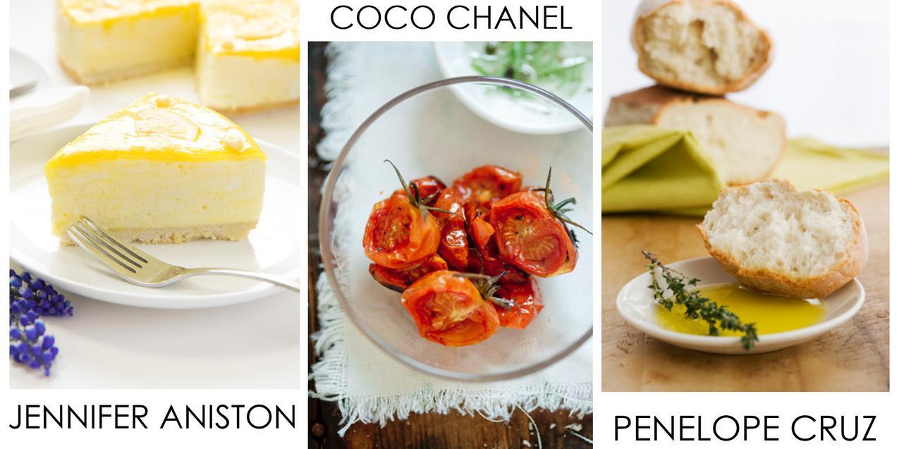 Kulinarne słabości znanych ludzi