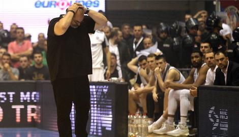 CRNO-BELE PROMENE Partizan ostao bez prve petorke!