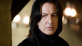 J. K. Rowling wyjawiła, jaką tajemnicę zdradziła Alanowi Rickmanowi