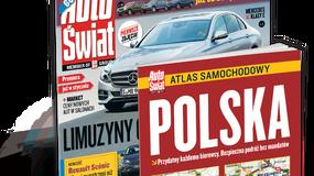 Specjalny atlas samochodowy przygotowany przez redakcję Auto Świat