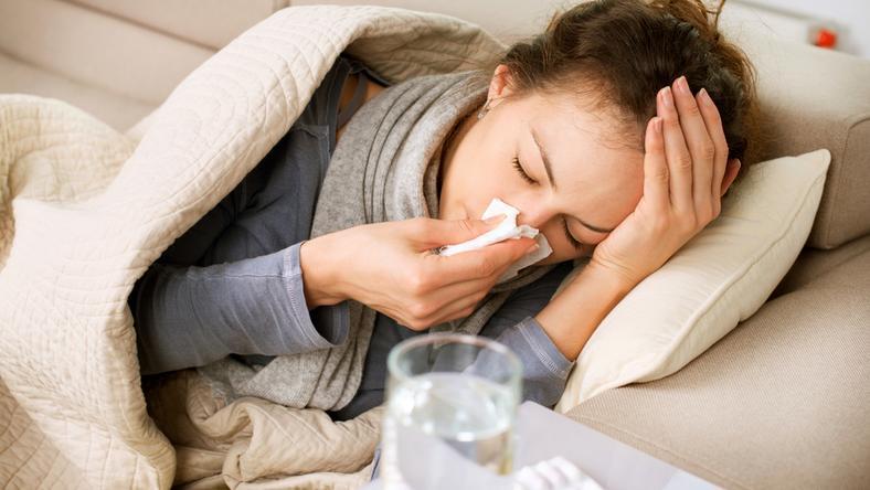 A téli időszakban könnyen elterjednek az influenzaszerű megbetegedések! / Fotó: Northfoto