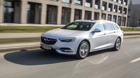Opel Insignia Sports Tourer 2.0 CDTI – kombi XXL