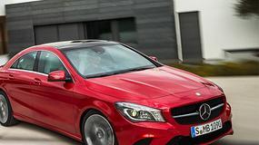 Mercedes-Benz CLA cenniejszy od papryki