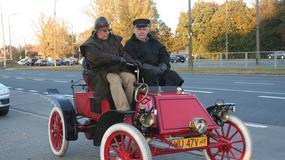 Polska załoga w rajdzie najstarszych pojazdów świata Londyn-Brighton