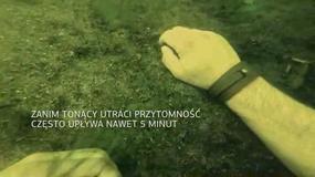 """Policja przygotowała kampanię informacyjną """"Zobacz. Przeżyj"""", mającą poprawić bezpieczeństwo nad mazurskimi jeziorami"""