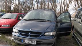 Auto z ogłoszenia: Chrysler Voyager