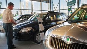 Sprzedaż nowych aut: 14 proc. na plusie!