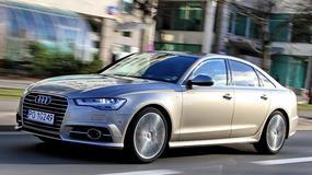 Audi A6 - Katapulta z dieslem