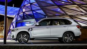 BMW X5 xDrive40e – ekologiczny SUV
