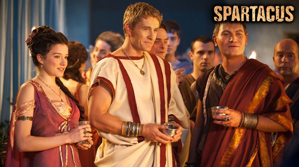 """Spartakus - Zemsta: Z pustymi rękoma"""""""