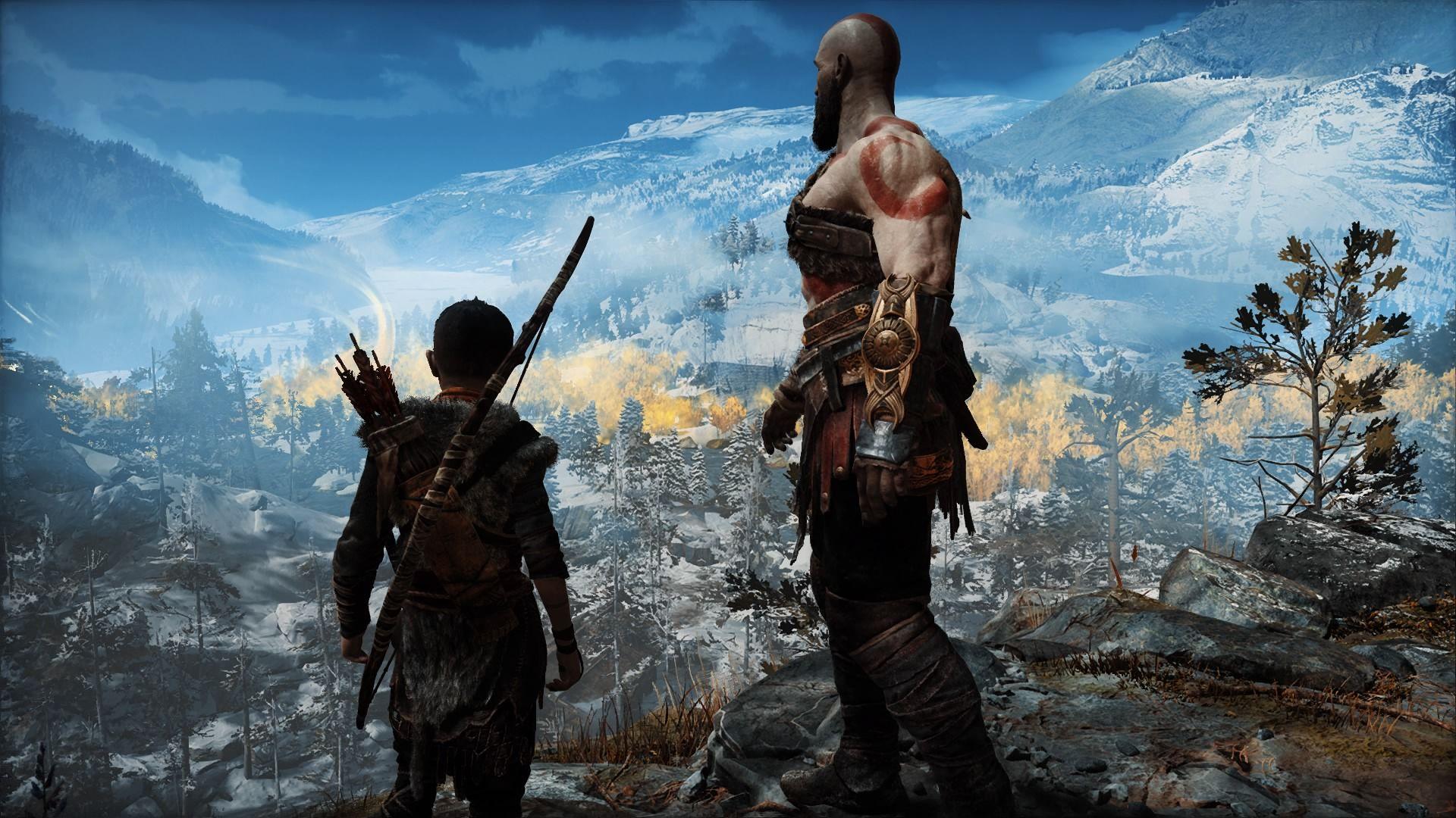 Počas putovania severom bude Krata sprevádzať jeho syn Atreus