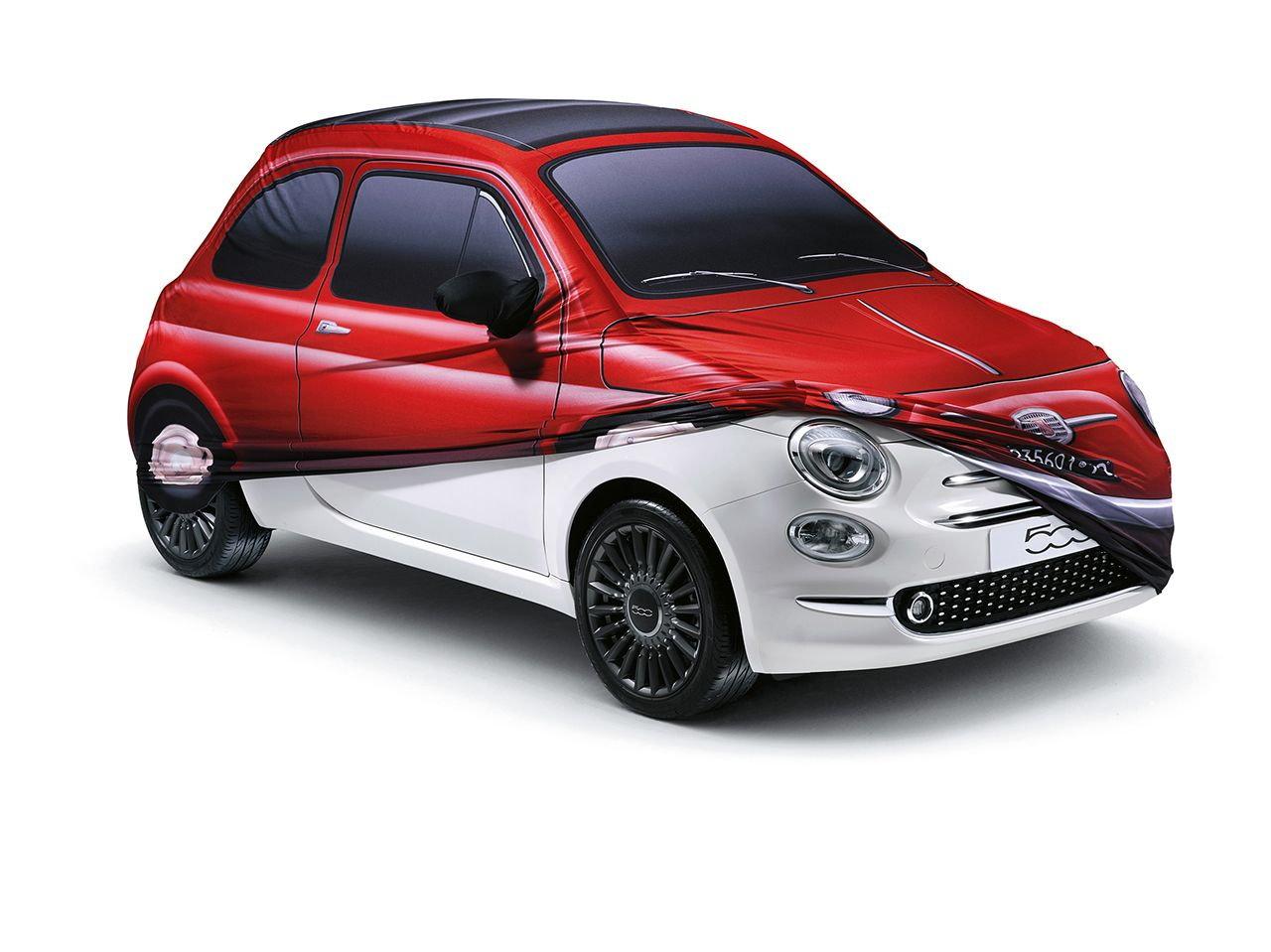 Nowy Fiat 500 Nowy Fiat 500 Dla