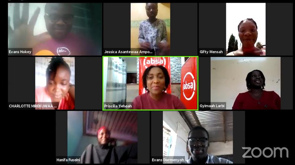 "Absa Bank Ghana kickstarts 2021 ""ReadyToWork"" virtual sessions"
