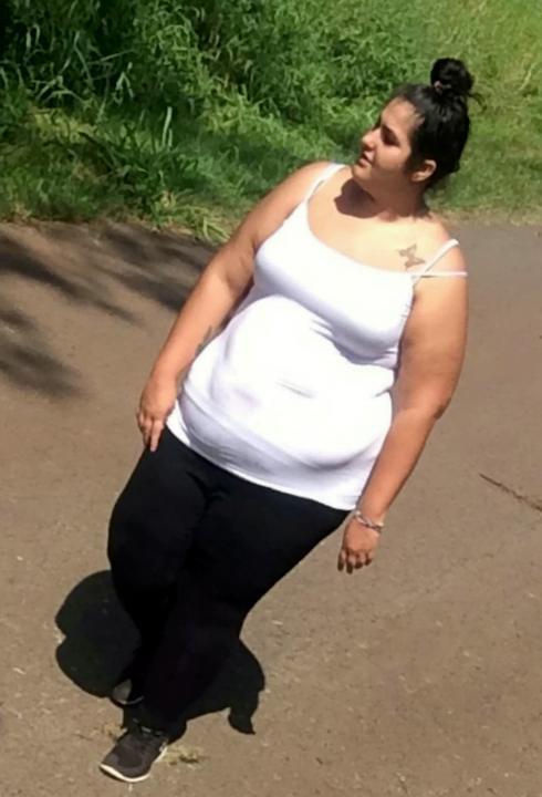 A San Diegoban élő Shantel Carillo 106 kilótól szabadult meg, jelenleg 26-os méretű ruhákat hord /Fotó: Northfoto