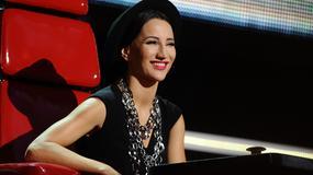 """""""The Voice of Poland"""". Justyna Steczkowska przyznała, że boi się fanów Edyty Górniak [relacja]"""