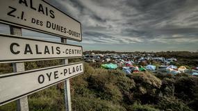 """Tak wygląda życie w """"dżungli"""" pod francuskim Calais"""