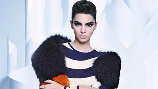 Tym razem solo! Kendall Jenner w kampanii Fendi