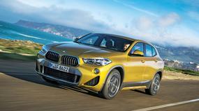BMW X2 - SUV z genami coupe