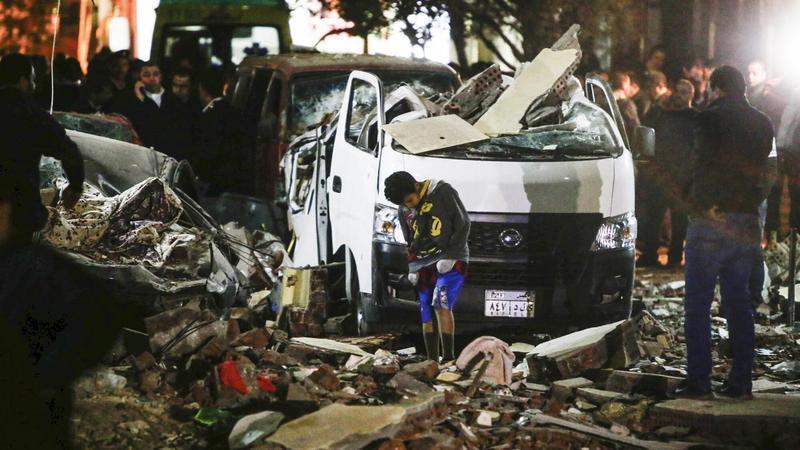 A pokolgépes merényletben többen meghaltak /Fotó: MTI