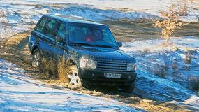 Używany Range Rover III - arystokrata z napędem 4x4