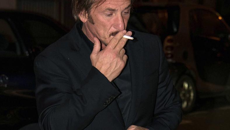 Sean Penn-nel most a hatósgok is beszélni akarnak és nyilván guzmán barátai is... /Fotó: Northfoto