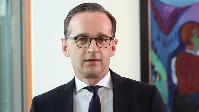 Heiko Maas: Németország hosszabb ideje a lehetséges célpontok között szerepel /Fotó: AFP