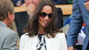 Pippa Middleton wyglądała pięknie na Wimbledonie!