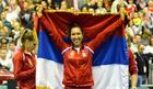 Ana i Jelena drže svoje pozicije, pad ostalih srpskih teniserki