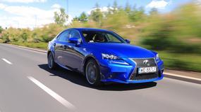 Lexus IS 200t: Wzbudza skrajne emocje