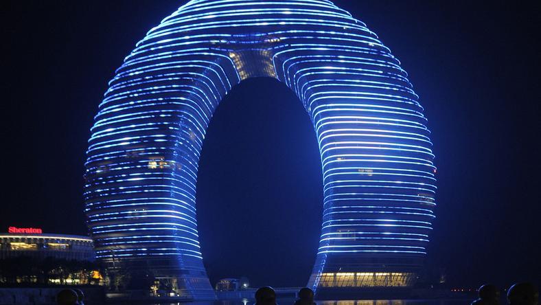 Sheraton Huzhou Hot Spring Resort /Fotó: Profimedia-Reddot
