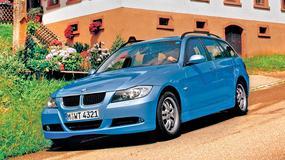 Trójka na szóstkę - BMW 320i Touring