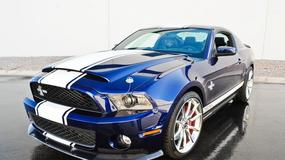 Zobacz Mustanga Shelby GT 500 o mocy 800 KM!