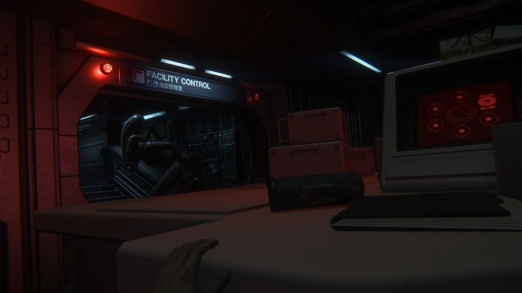 Priama konfrontácia sa v Alien: Isolation totiž