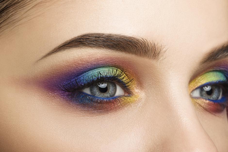 Wakacyjny makijaż