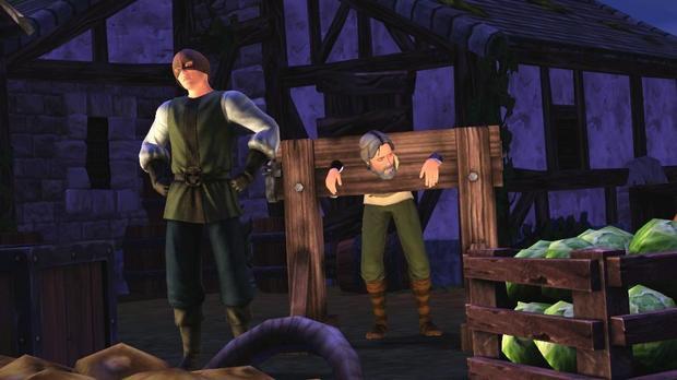 The Sims: Średniowiecze