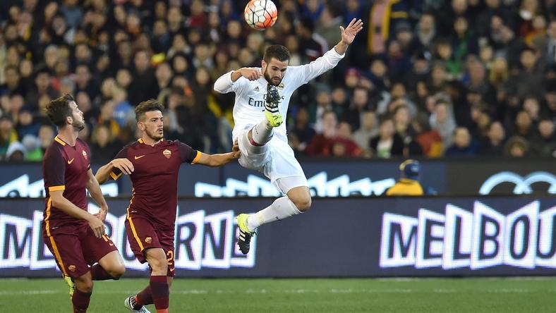 Készüljön a Real-Romára! /Fotó: AFP