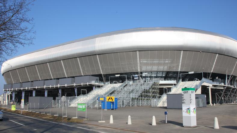 A klagenfurti stadionban lesz a szuperkupadöntő /Fotó: AFP