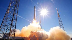 SpaceX zdobyło pierwszy wojskowy kontrakt