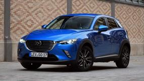 Mazda CX-3 - Skazana na sukces