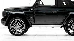 Brabus Widestar Convertible: baby G na sterydach