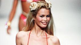 Claudia Schiffer kiedyś zachwycała urodą. Jak wygląda teraz?