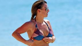 Coleen Rooney w bikini, sexy?