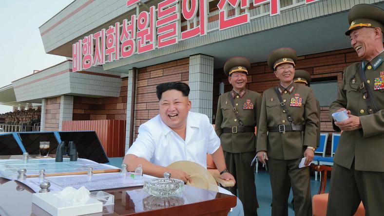 Észak-Korea legfelsőbb vezetője egyszerűen képtelen leállítani magát /Fotó: Northfoto