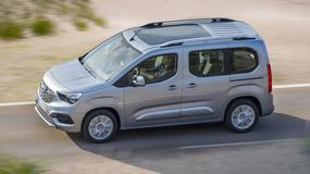 Opel Combo Life: debiutuje 5. generacja