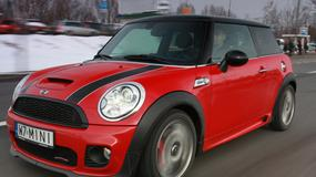 Mini John Cooper Works 1.6 - Gokart po tuningu