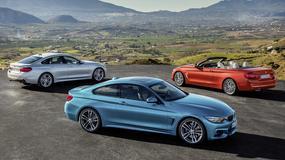 BMW serii 4: Coupe, Cabrio, Gran Coupe i M4 po liftingu