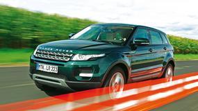 Test Range Rovera Evoque: mały arystokrata