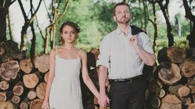 Green wedding chic - zielony, plenerowy ślub i wesele