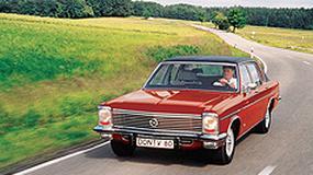 Opel Diplomat - Na placówce dyplomatycznej